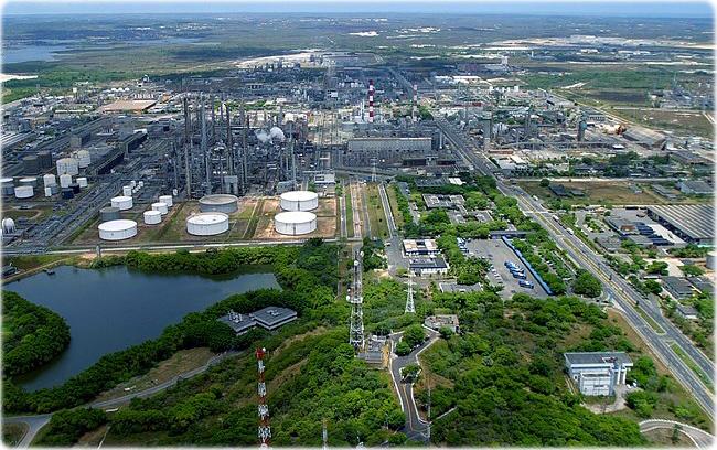 Resultado de imagem para Empresa petroquímica em Camaçari