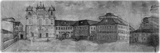Resultado de imagem para colégio do Salvador da Bahia, fundado pelo padre Manoel da Nóbrega, em 1553