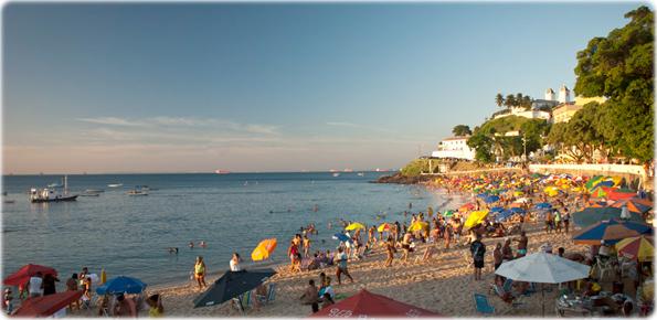 melhores praias do brasil barra
